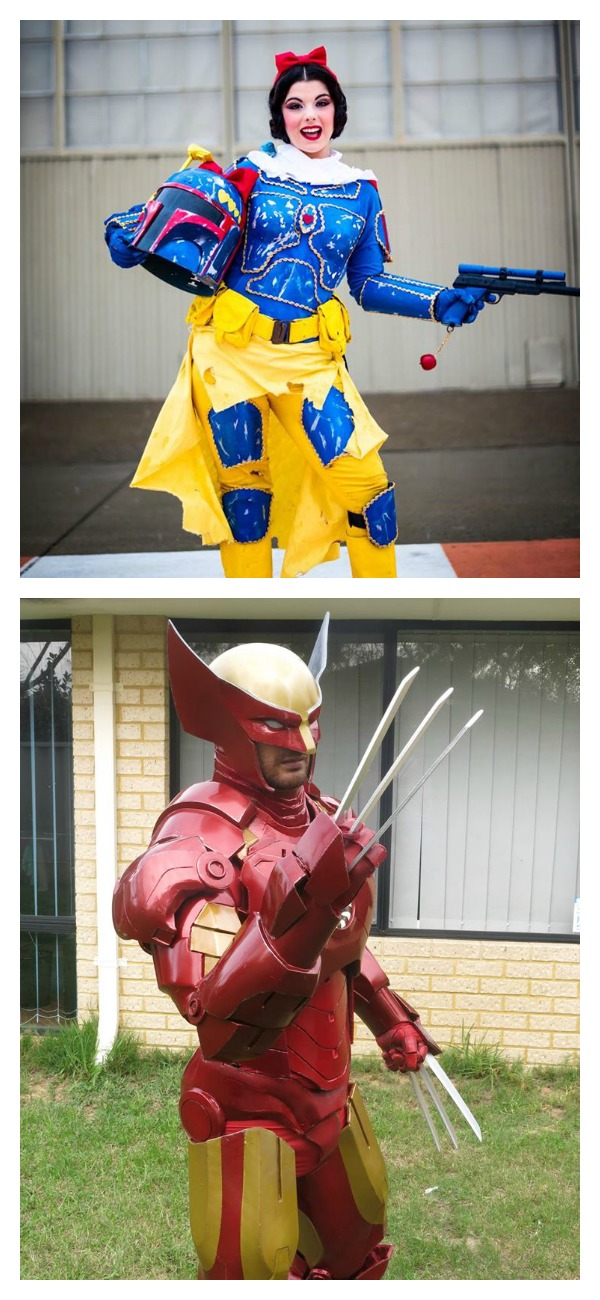 Estilos de Cosplay - Mundo Cosplayer