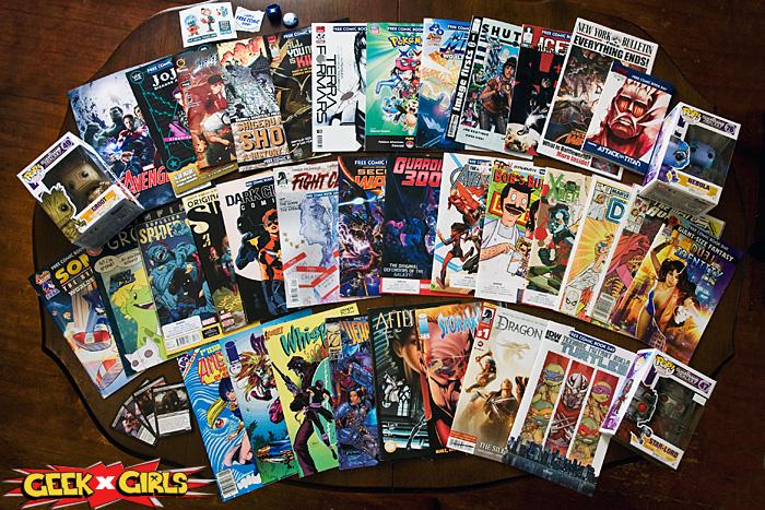 Free Comic Book Day 2015 (1)