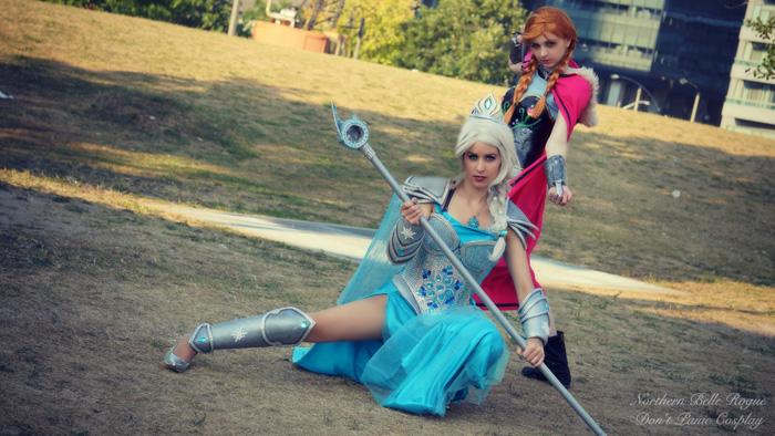 elsa-anna-cosplay (1)