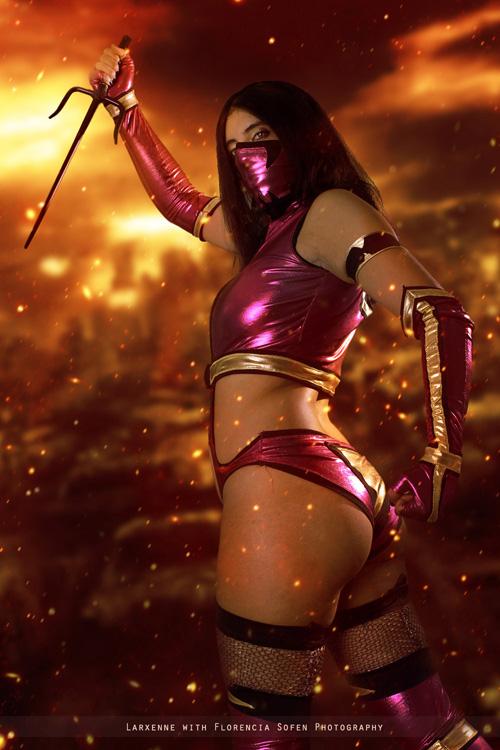 mileena-cosplay-mk (2)