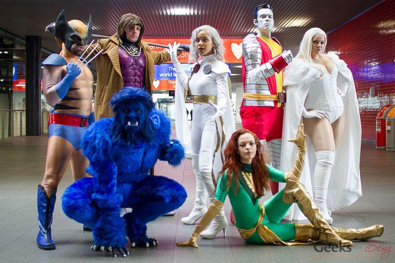 London Super Comic Con 2016 (28)