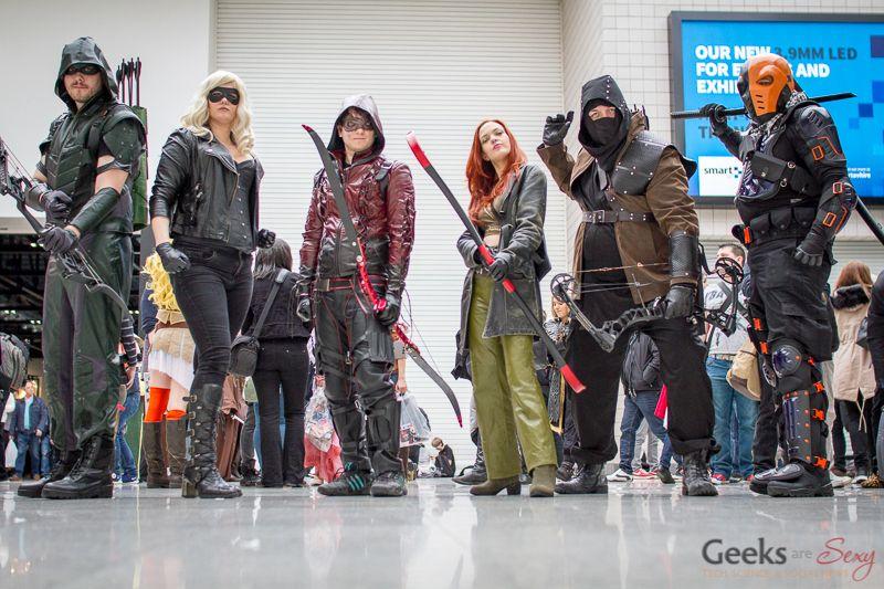 London Super Comic Con 2016 (3)