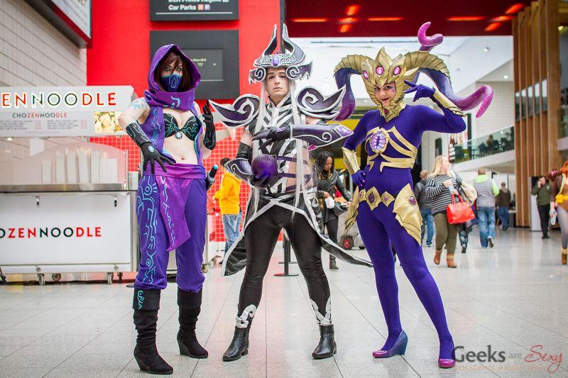 London Super Comic Con 2016 (33)