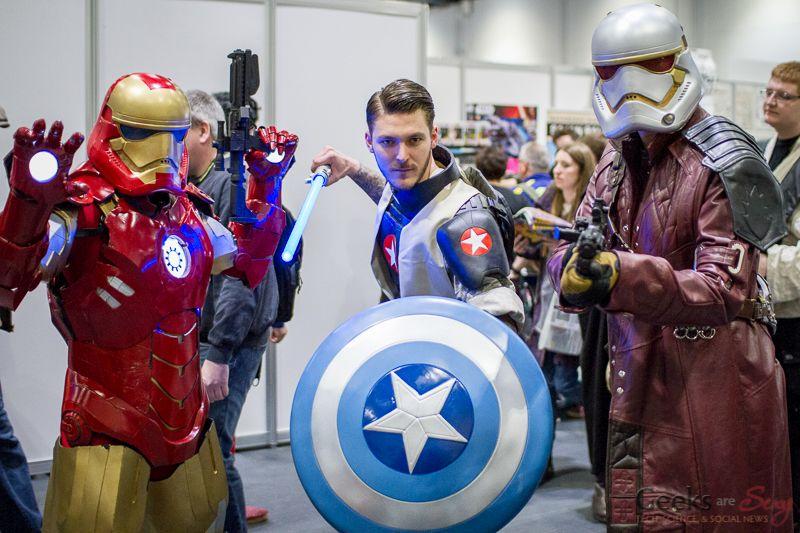 London Super Comic Con 2016 (49)