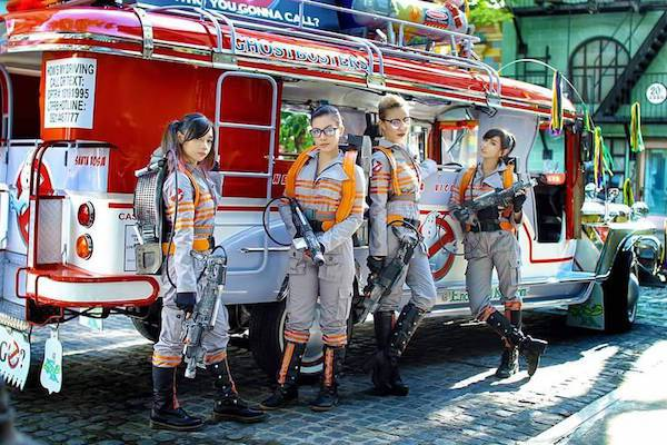 Ghostbusters -cosplay (1)