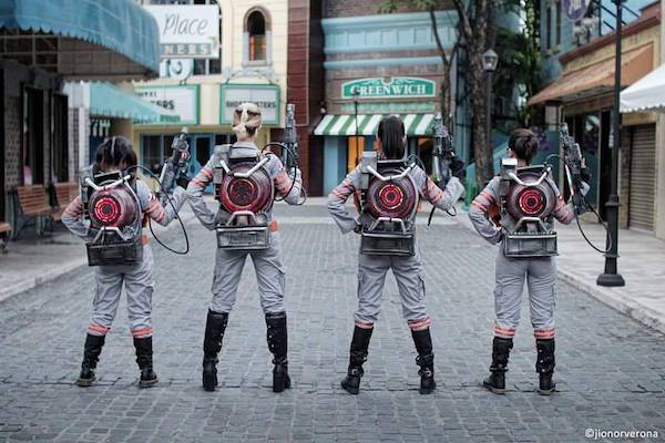 Ghostbusters -cosplay (2)