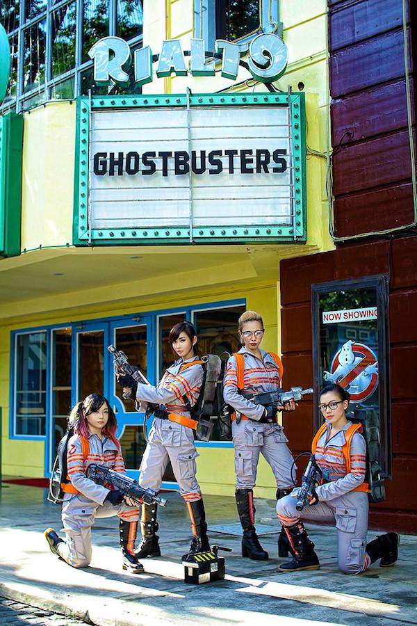Ghostbusters -cosplay (3)