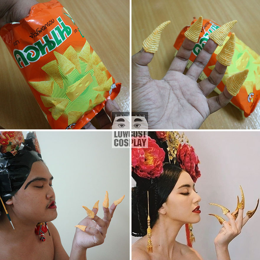 Lowcost Cosplay (6)