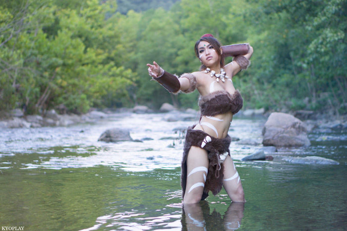 nidalee-cosplay-lol (4)
