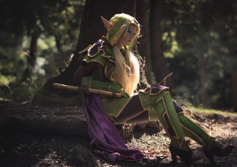 alleria-windrunner-cosplay-1
