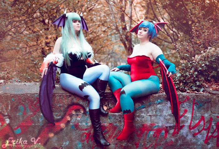 morrigan-Lilith-cosplay (1)