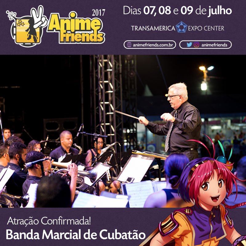 Banda-Marcial-anime-friends-2017