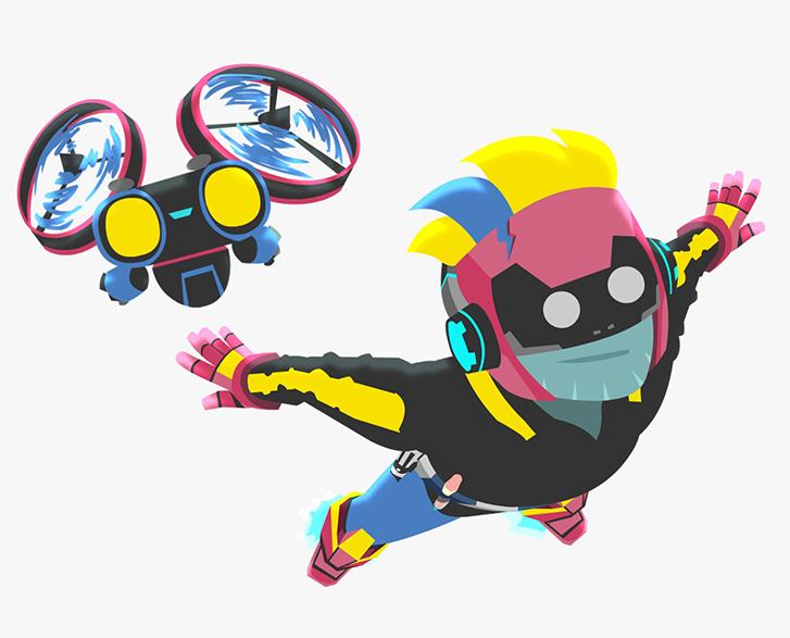 mascotes-geek-game